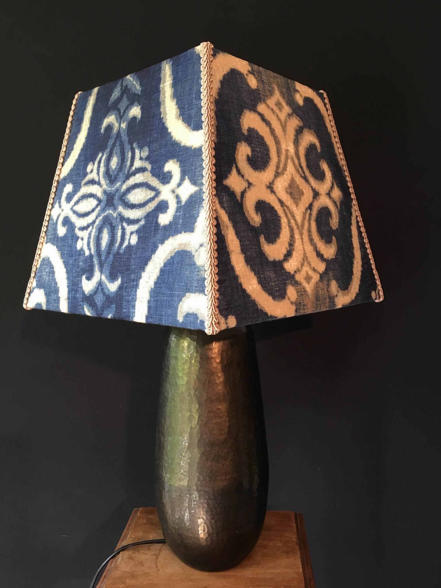 Lampe Indigo