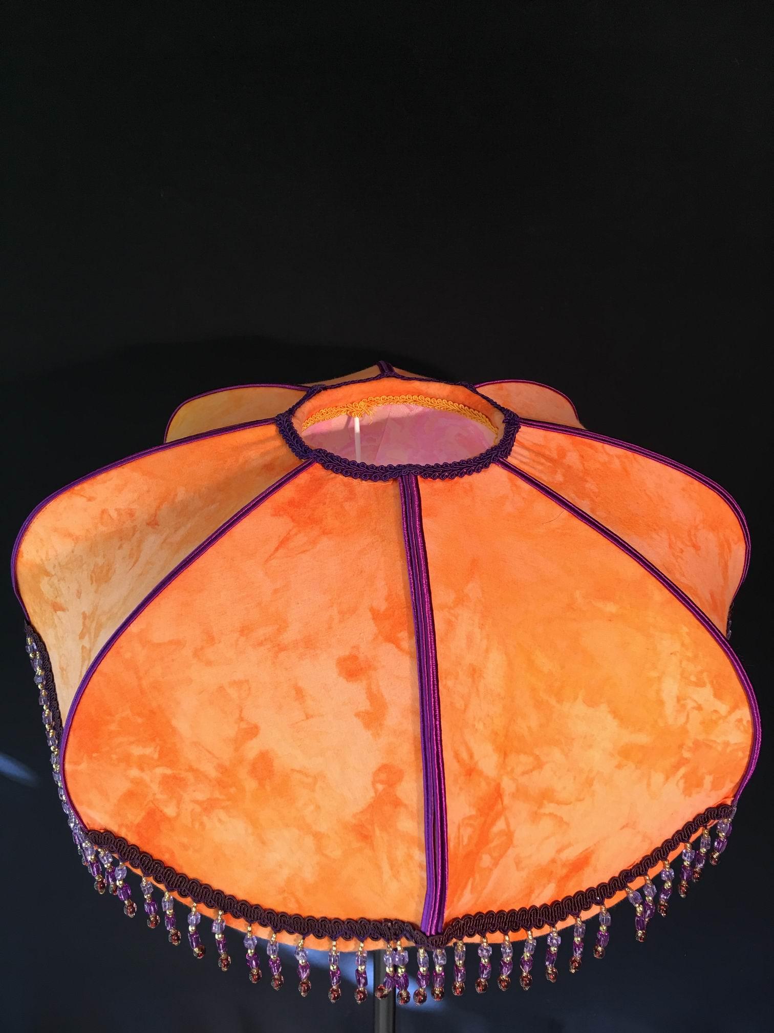Dôme Citrouille à 6 pans